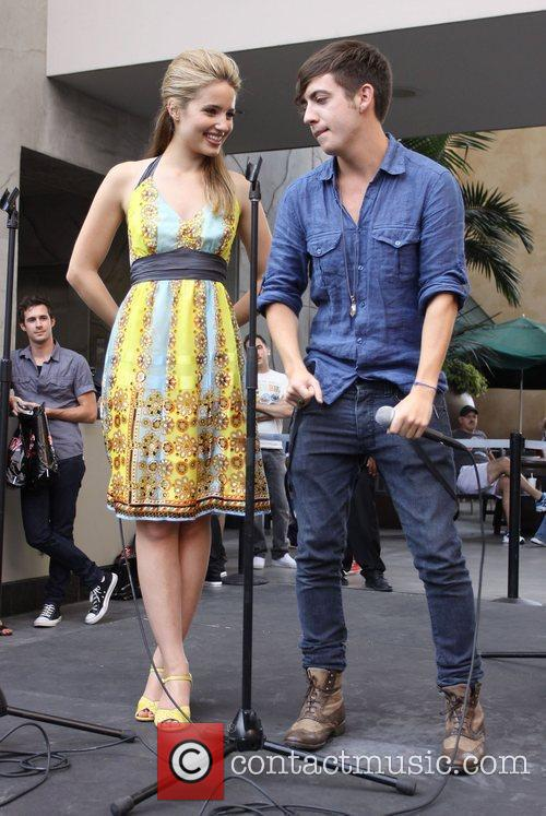 Dianna Agron, Kevin McHale 'The Gleek Tour' featuring...