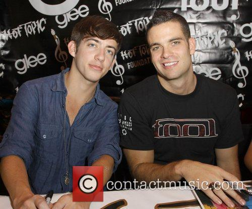 Kevin McHale, Mark Salling 'The Gleek Tour' featuring...