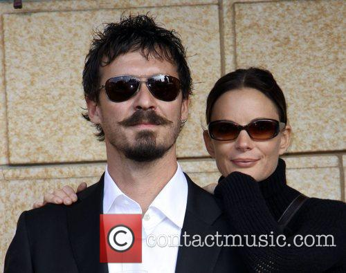 Gabrielle Anwar and Her Boyfriend 7