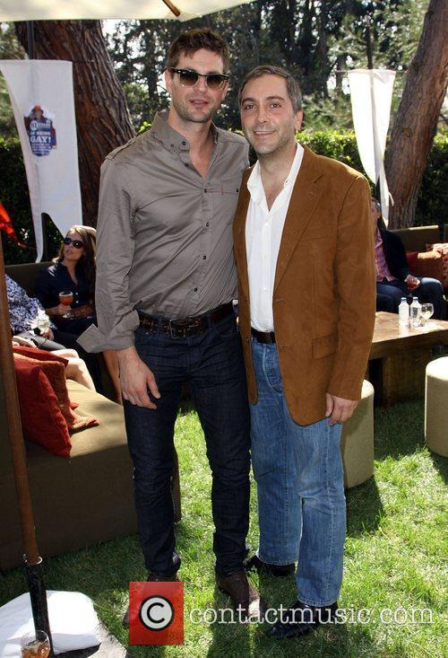 Gale Harold and Scott Lowell The 8th Annual...