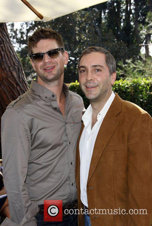 Gale Harold and Scott Lowell 1