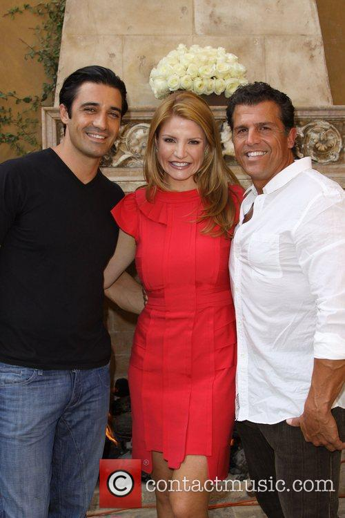 Gilles Marini and Dayna Devon The 8th Annual...