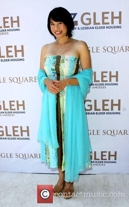 Lauren Tom The 8th Annual GLEH Garden Party...