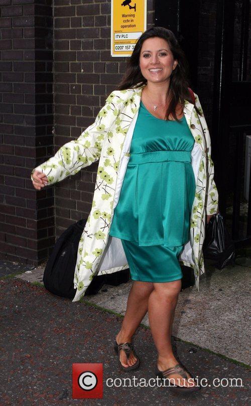 Gmtv Weather Girl Clare Nasir 3
