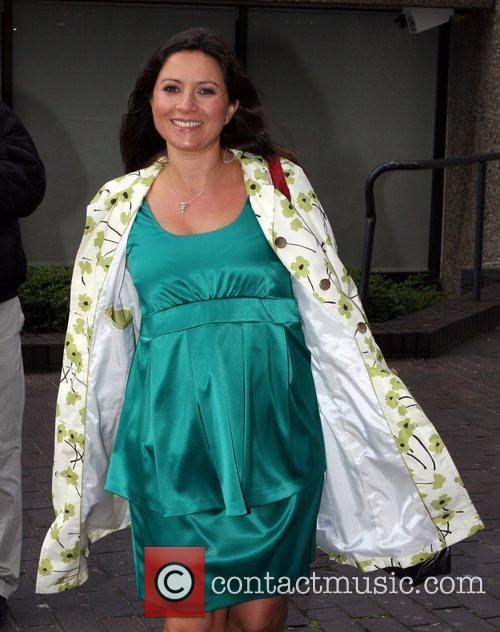 Gmtv Weather Girl Clare Nasir 5