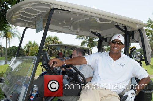Miami Dolphin player Jason Taylor  RRA &...