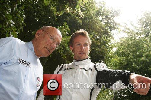 The Goodwood Festival of Speed 2009 - Day...