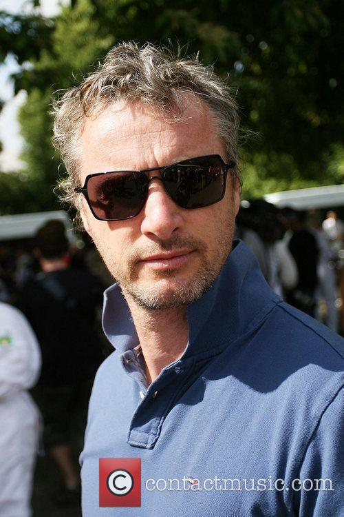 Eddie Irvine and Goodwood Festival Of Speed 1