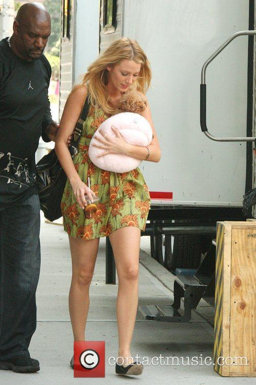 'Gossip Girl' star Blake Lively and her miniscule...