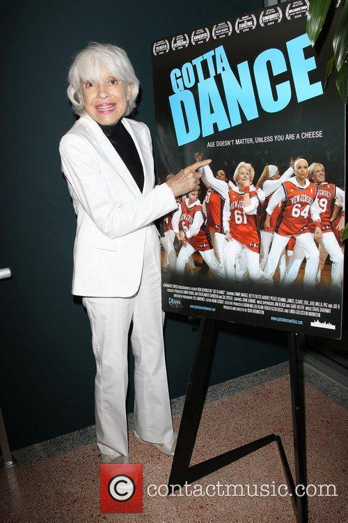 Premiere of the documentary 'Gotta Dance' held at...