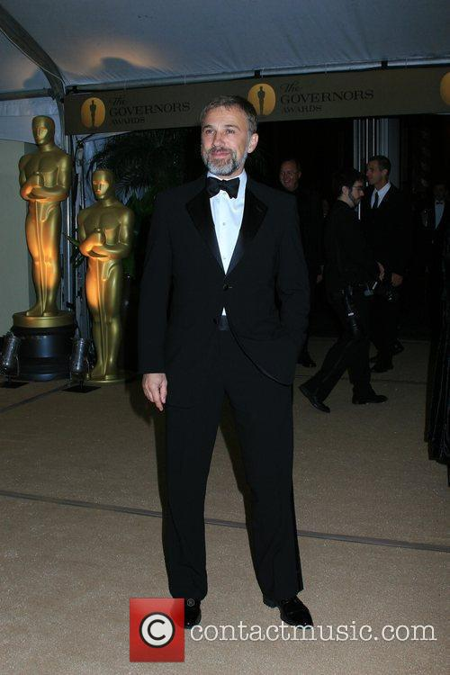 Christoph Waltz Academy Of Motion Pictures And Sciences'...