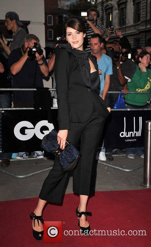 Gemma Arterton GQ Men Of The Year Awards...