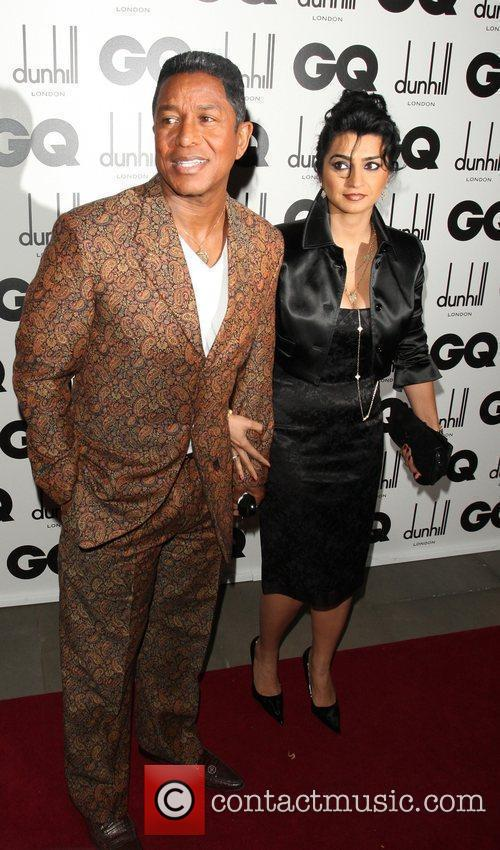 Jermaine Jackson, Halima Rashid GQ Men Of The...