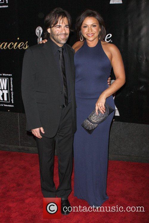 John Cusimano and Rachael Ray 34th Annual AWRT...