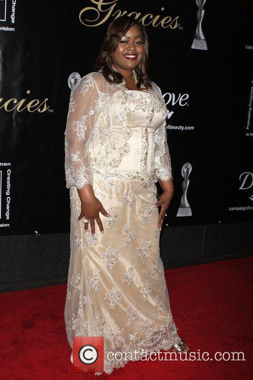 LaShell Griffin  34th Annual AWRT Gracie Awards...