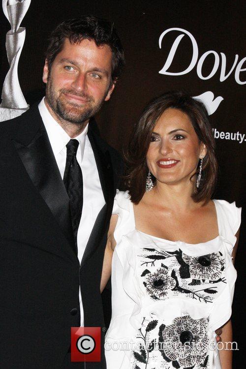 Peter Hermann and Mariska Hargitay  34th Annual...