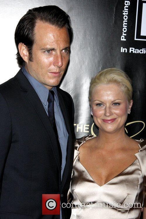Will Arnett and Amy Poehler  34th Annual...