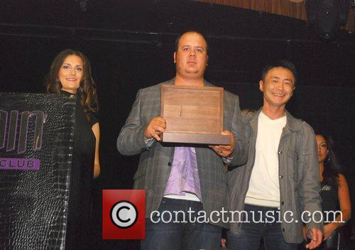 Kazunori Yamauchi and guests The 2009 SEMA Gran...
