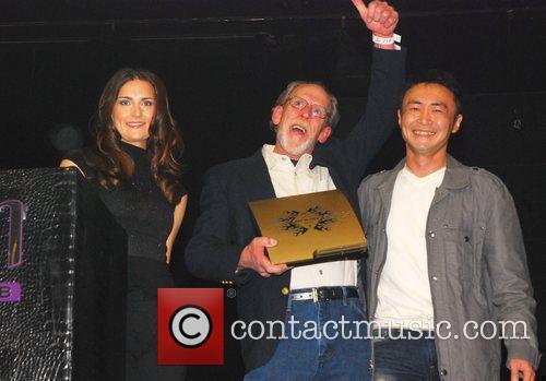 Philip Koenen and Kazunori Yamauchi The 2009 SEMA...