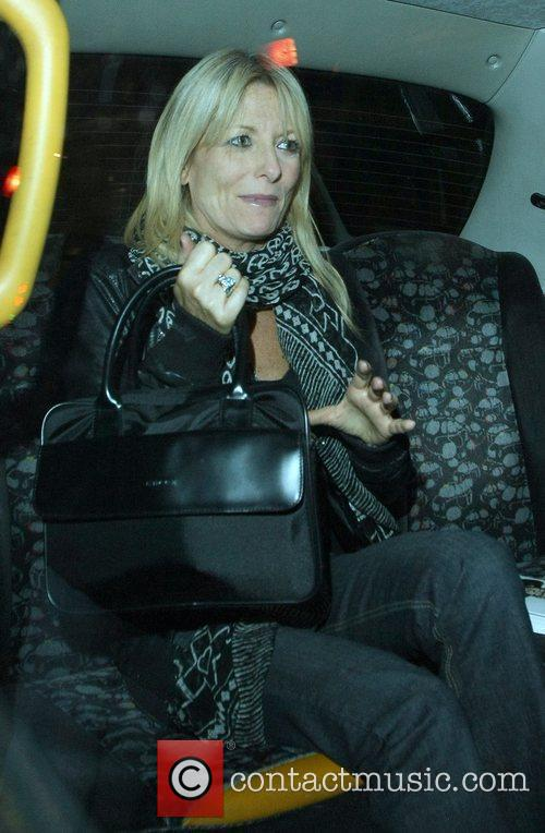 Leaving the Groucho private members only nightclub
