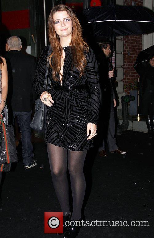 Mischa Barton Launch of the Gucci Icon-Temporary Flash...