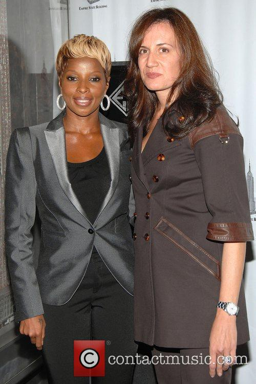 Mary J. Blige and guest Mary J. Blige...