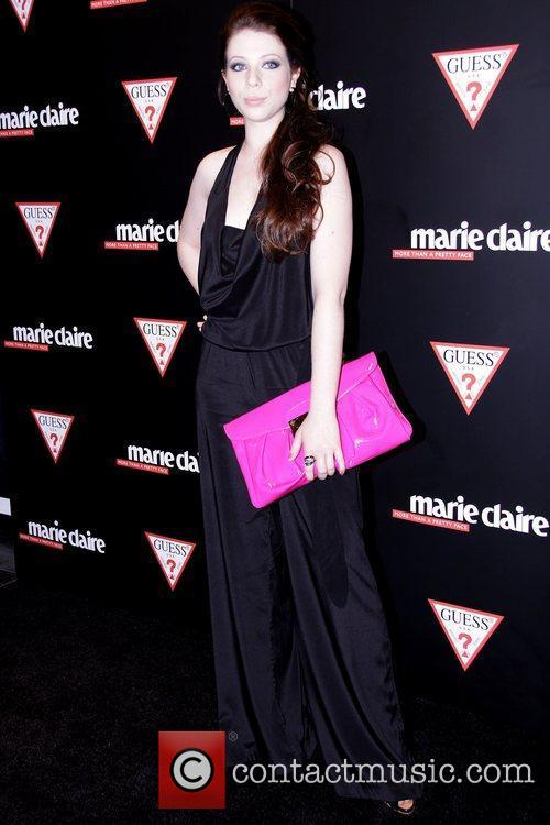 Michelle Trachtenberg GUESS Flagship Boutique opening hosted by...