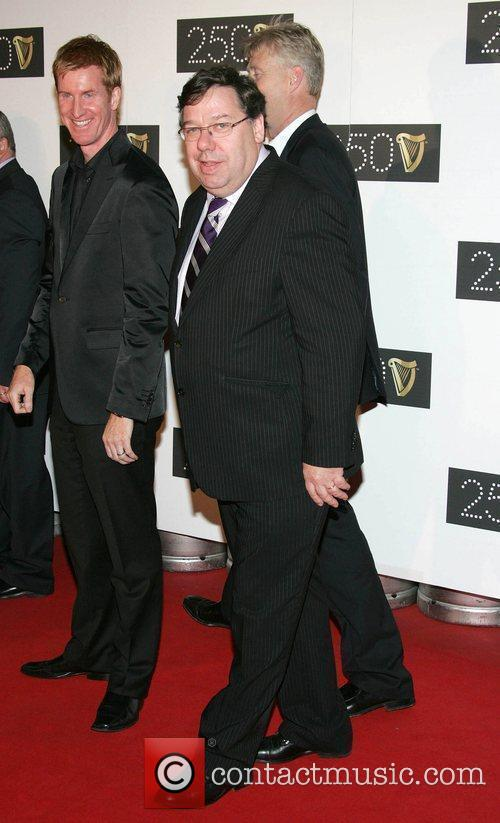 Taoiseach, Brian Cowen Arthur's Day, The Guinness 250th...