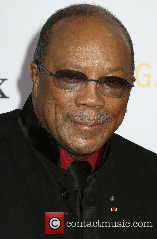 Quincy Jones The Los Angeles Philharmonic Opening Night...