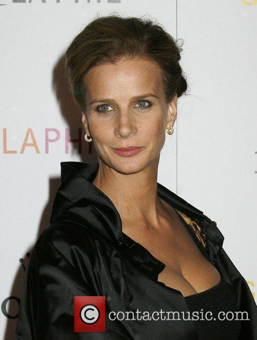 Rachel Griffiths The Los Angeles Philharmonic Opening Night...