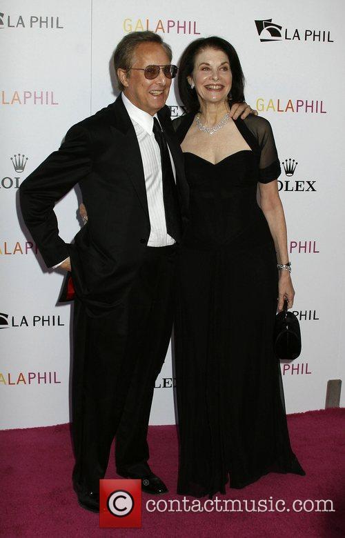 Sherry Lansing The Los Angeles Philharmonic Opening Night...