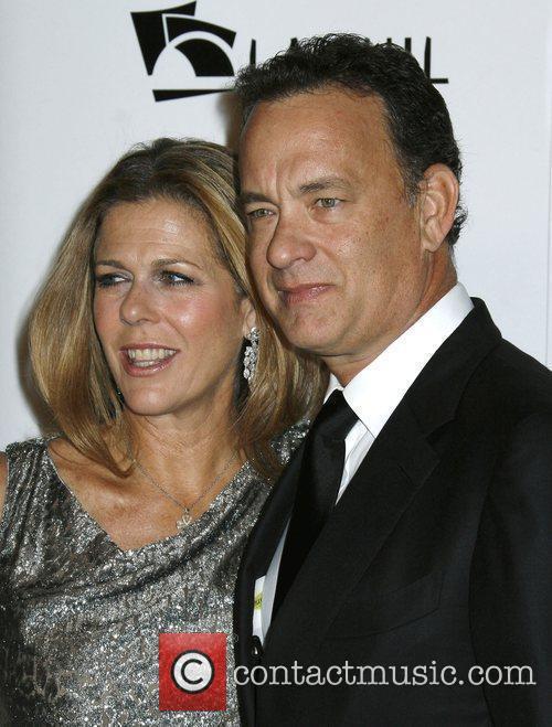 Tom Hanks and Rita Wilson The Los Angeles...