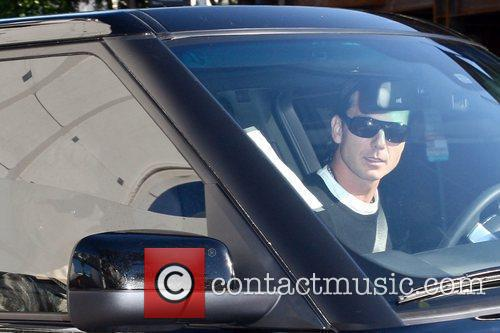 Gwen Stefani and Gavin Rossdale seen leaving Madeo...