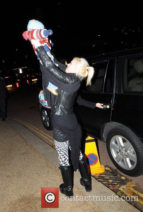 Gwen Stefani and Zuma Gwen Stefani, Gavin Rossdale...