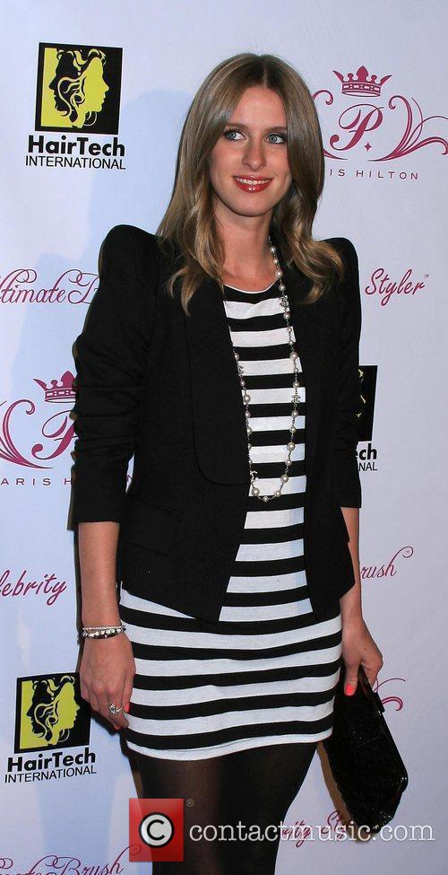 Nicky Hilton  New Hairstyling Tools Launch Party...