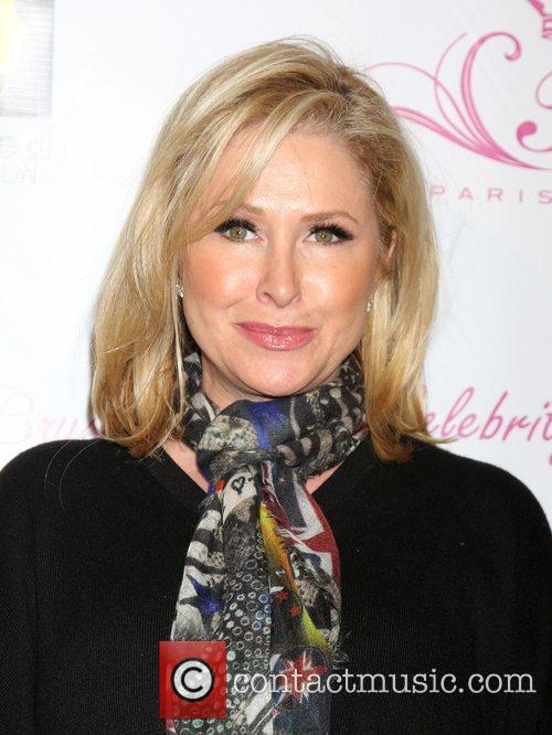 Kathy Hilton Paris Hilton's new hairstyling tools launch...