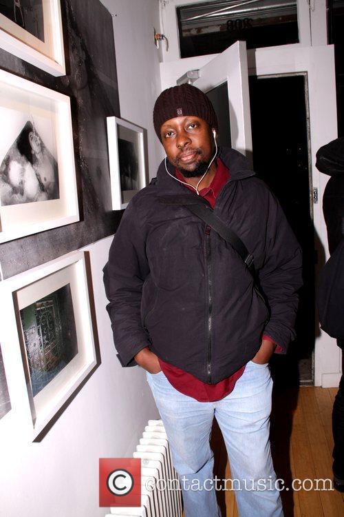 Ron Mwangaguhunga Opening of 'Half Gallery' New York...