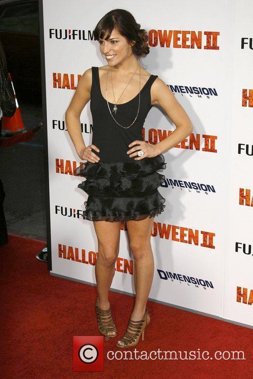 Los Angeles Premiere of 'Halloween II' held at...