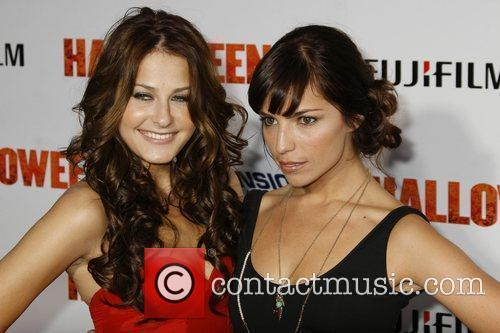 Scout Taylor-compton and Angela Trimbur 6