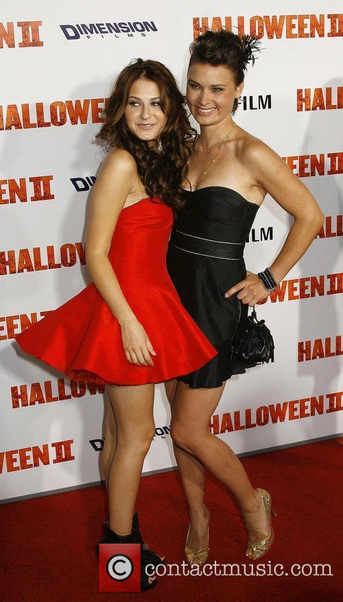 Scout Taylor-compton and Kristina Klebe 4