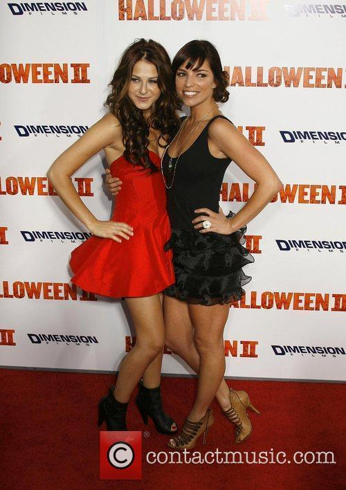 Scout Taylor-compton and Angela Trimbur 2