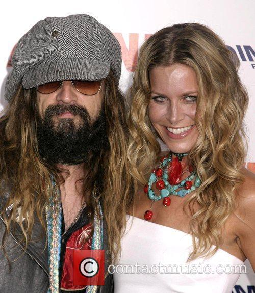 Director Rob Zombie and Rob Zombie 6