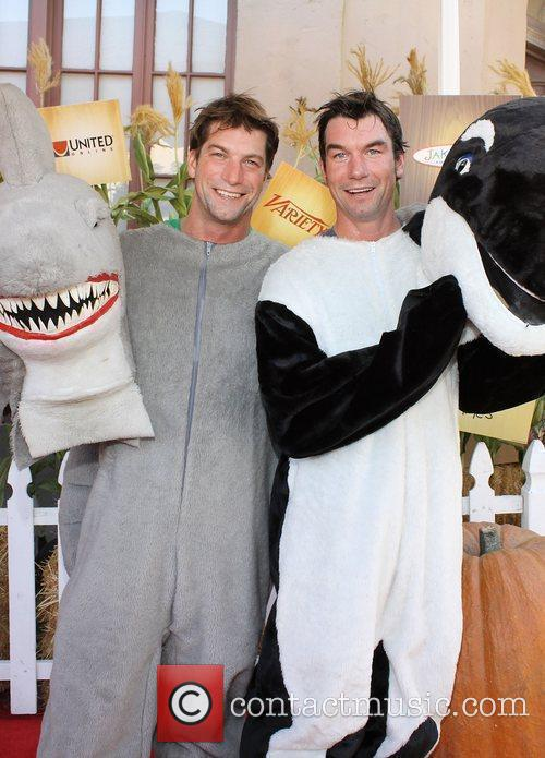 Charlie O'connell and Jerry O'connell