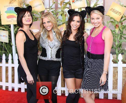 Chelsea Hobbs, Cassie Scerbo, Josie Loren and Ayla...