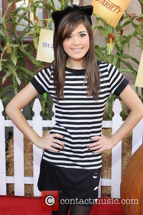 Nicole Anderson Camp Ronald McDonald for Good Times...