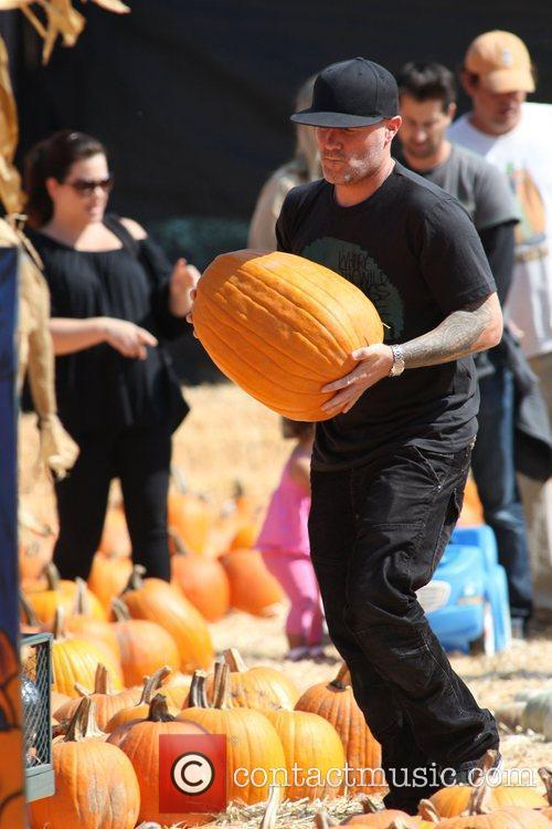 Fred Durst goes to buy a pumpkin for...
