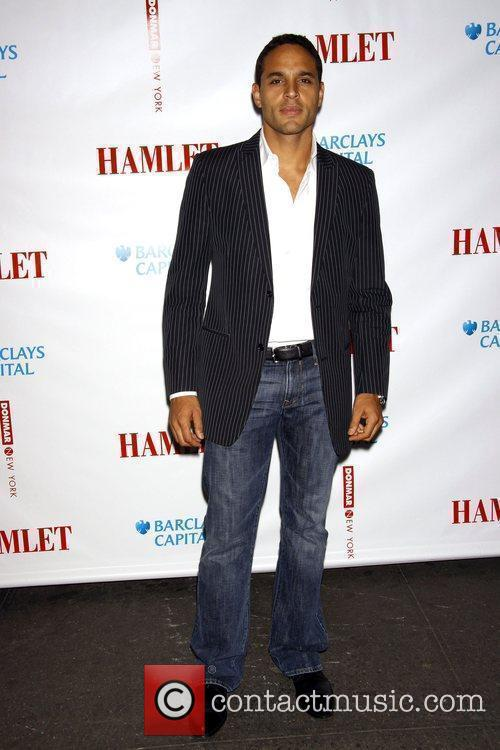 Attending The new Broadway production of 'Hamlet' held...