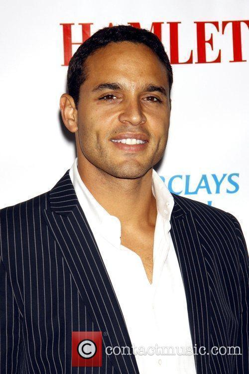 Daniel Sunjata attending The new Broadway production of...