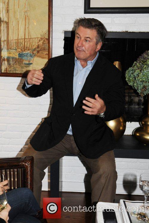 Alec Baldwin  at the 17th annual Hamptons...