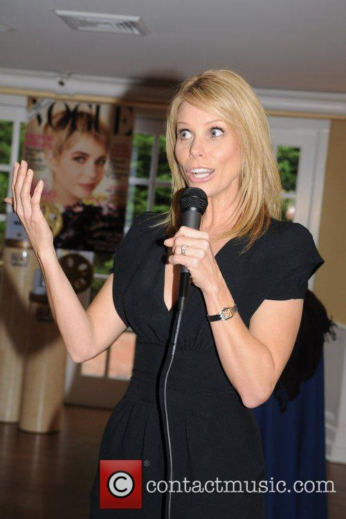 Cheryl Hines  speaks at the 17th annual...
